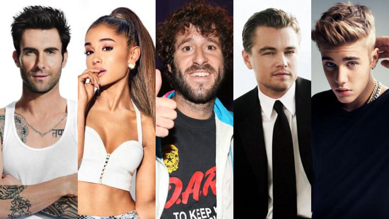 Lil Dicky 新曲〈Earth〉MV,超神邀請 李奧納多、小賈斯汀、亞莉安娜、凱蒂佩瑞、紅髮艾德等大咖藝人同框!
