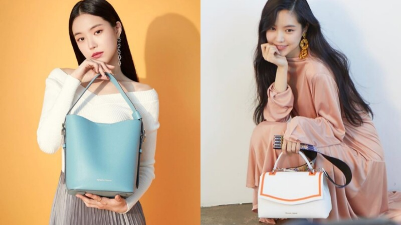 Samantha Thavasa韓國系列正式進軍台灣!不用請代購也能買到Apink孫娜恩最愛的包包了!