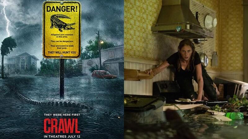 《移動迷宮》女主角最新驚悚新片!《鱷魔》面臨恐怖巨獸奪命吞噬
