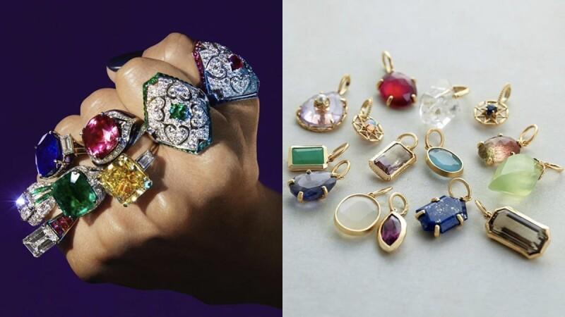 【珠寶小學堂】12星座的幸運小物!鑽石象徵永恆力量、藍寶石象徵著忠誠...一起來認識你的誕生石