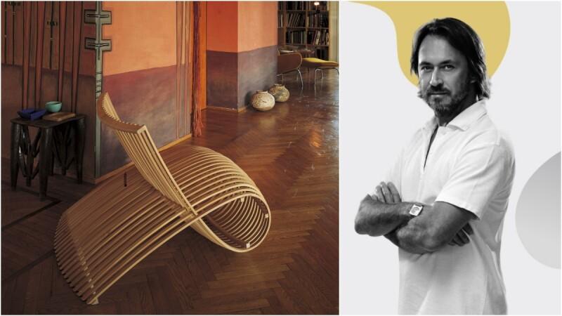 TIME雜誌評選為世界百大影響力人物 !設計之神「為世界製造曲線的人」Marc Newson 傢俱設計展值得一看!