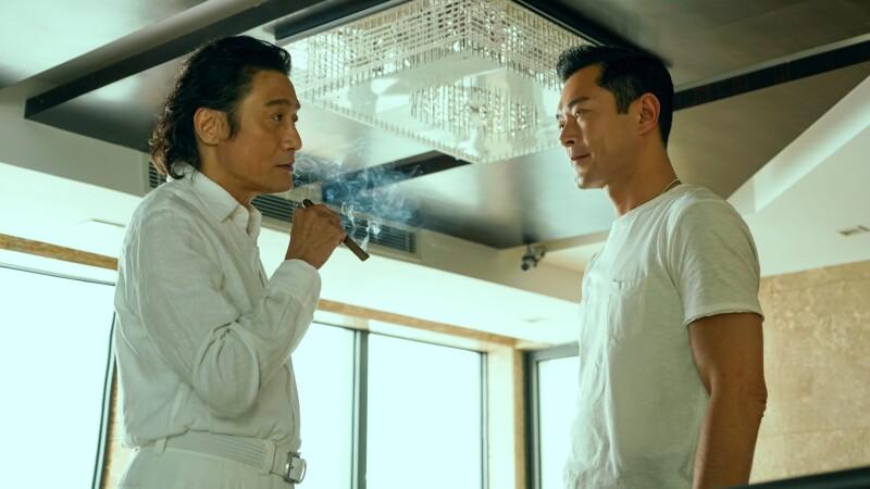 集合香港超強實力派四大影帝《追龍II:賊王》延續真人真事改編、雙雄對決風格,案件衝突再加碼