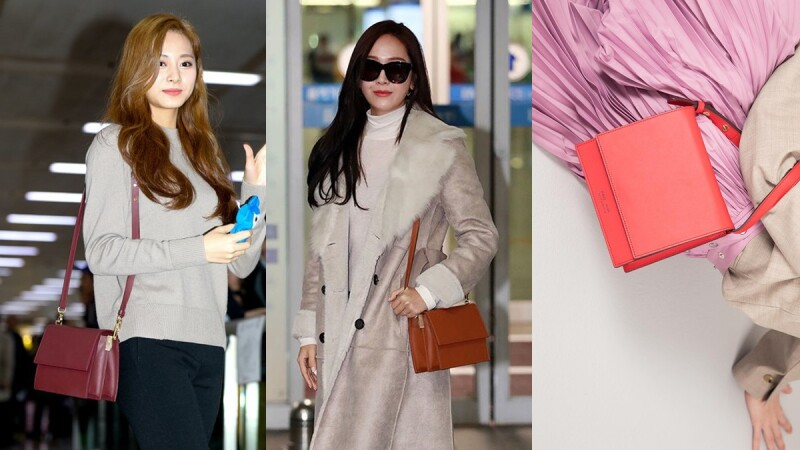 Jessica、子瑜、車靜媛這些韓星都默默揹上,沒大肆宣傳卻有不小名氣的HOZE手袋到底在紅什麼