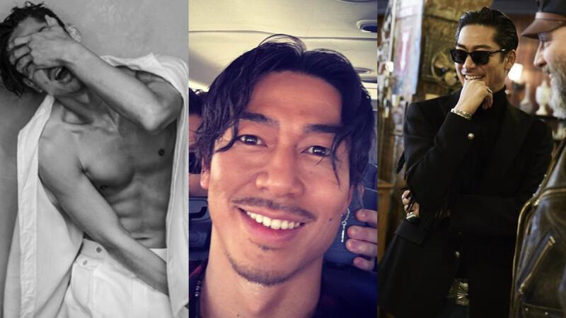 林志玲結婚,老公AKIRA被讚超有種的真男人!曾演過麻辣教師GTO、還是184公分痞帥處女座肌肉型男