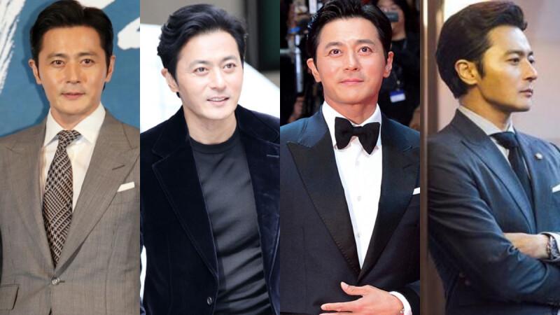 47歲依然帥度破表!大叔男神張東健,跨越不同世代的熟齡魅力!