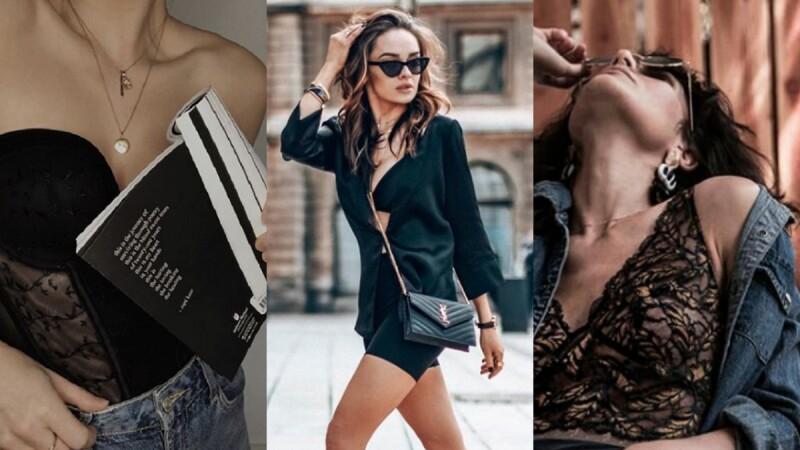 內衣外露反而很性感!七大時髦設計款讓你大方展現內裡自信美!