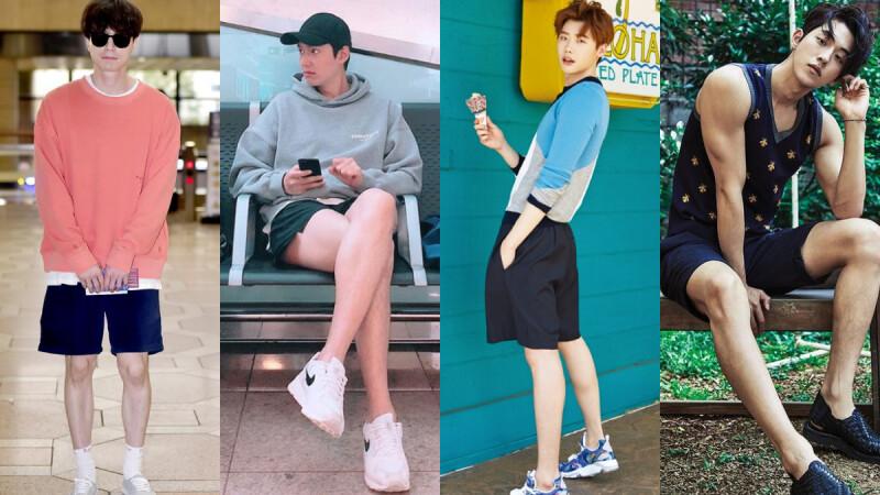 夏天就是要看男人的大長腿!從李敏鎬到南柱赫,4位韓國長腿歐巴,每雙腿都想擁有~