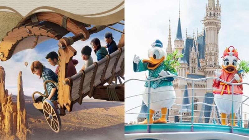 2019暑假必衝東京迪士尼!5項必玩活動全新登場,大型遊樂設施「翱翔:夢幻奇航」、七夕活動完整攻略公開