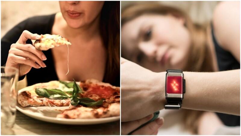 減肥終於有望了!「電擊手環」每次偷吃零食就電你,賴床、咬指甲等壞習慣通通一起改掉