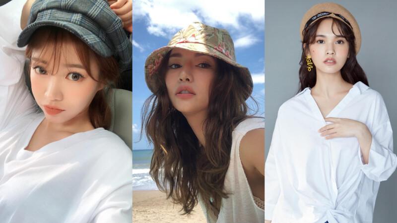 帽子要戴的好看,髮型要這樣搭!10款必學「戴帽髮型」IG範本,讓臉瞬間秒時尚!