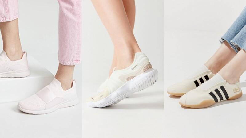 鞋帶怎麼綁都綁不好?換上一雙懶人必備的懶人鞋將絆腳的事拋在腦後吧(持續更新