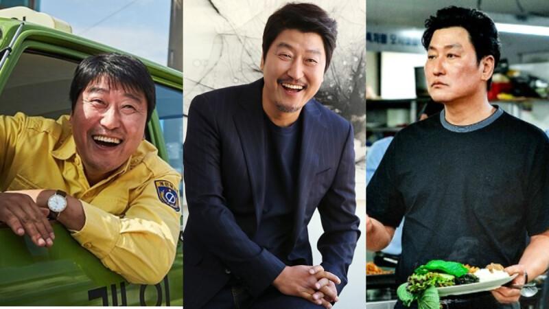 《寄生上流》戲王之王 宋康昊!《我只是個計程車司機》、《駭人怪物》、《殺人回憶》,韓國經典電影男主角都是他!