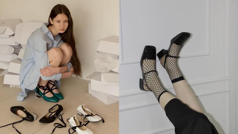 李聖經、孔曉振時髦韓星們都愛!韓國小眾鞋履Loyiq注重細節設計價格又不貴