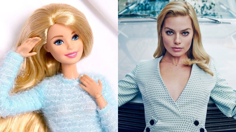 《芭比Barbie》真人版電影瑪格羅比主演!編劇人選敲定,鮮肉肯尼真人版將由誰擔綱?