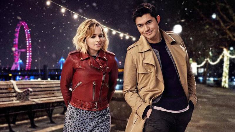 亞洲新男神亨利高汀搭檔龍后艾蜜莉亞克拉克!《去年聖誕節》打造2019年底必看浪漫之作