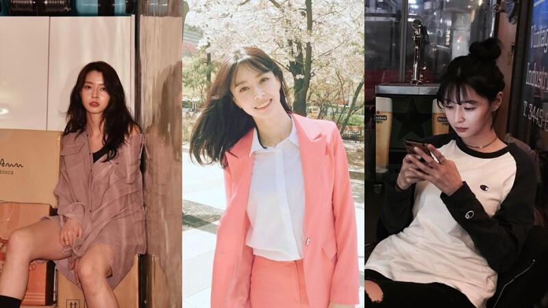 卡位李鍾碩最新誹聞女友!擁有「黃金比例」的權娜拉,正式襯衫也能穿出微性感風格