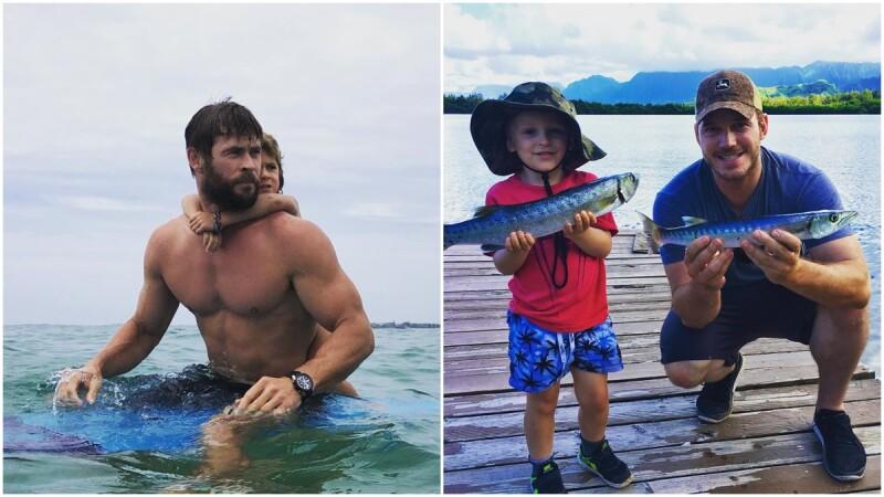 漫威英雄個個都是模範父親!雷神告別大銀幕回歸家庭、鋼鐵人掛女兒粉色水壺⋯最Man的「爸氣時刻」都在這