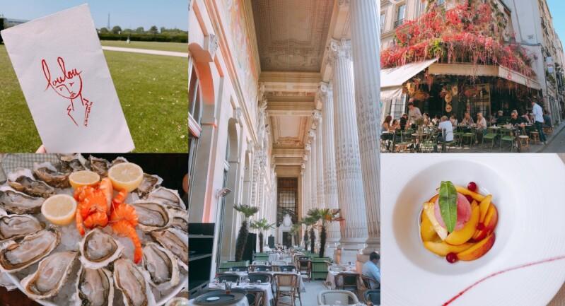 【買得巧】「連金材昱都來過的乾燥花咖啡店、在大皇宮裡吃午餐、邊看羅浮宮金字塔的戶外座位…」巴黎好吃好拍的5家餐廳推薦