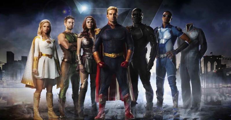 非一般超級英雄影集!超越尺度美劇《黑袍糾察隊》,成人暴力鹹濕情節毫不遮掩!