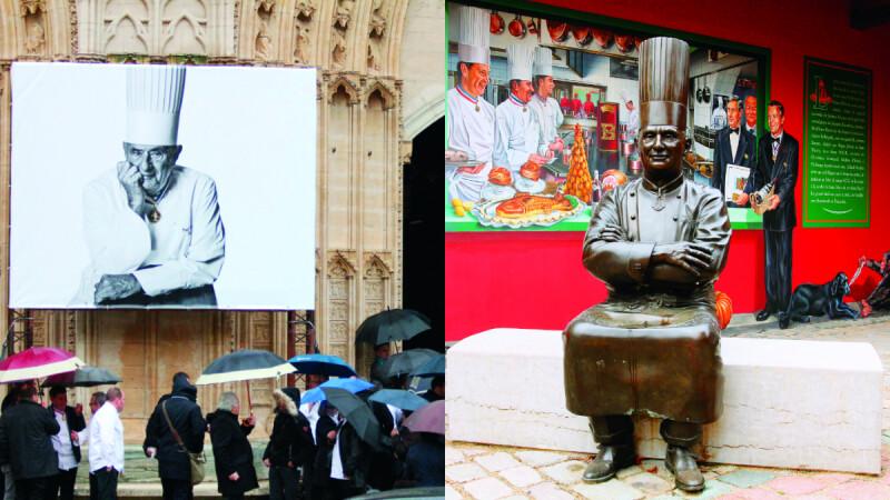 認識蟬聯54年米其林三星的傳奇人物-世紀廚神保羅.包庫斯