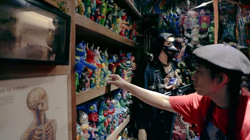 【一件襯衫】恐怖份子愛上玩具,花5年收藏少年時的回憶