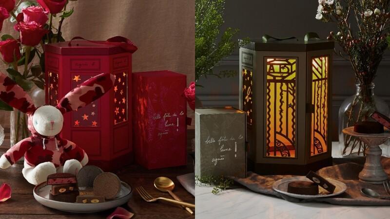 迷彩小兔陪你過中秋!agnès b. CAFÉ推出「花好月圓」月餅禮盒,滿滿法式浪漫的超吸睛