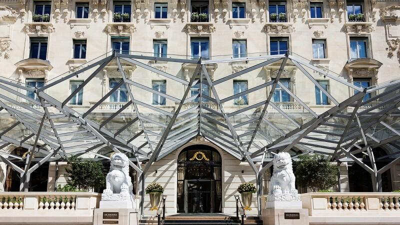 【溫士凱專欄】巴黎半島酒店,集華麗典雅和傳奇於一身,怎能不愛上她!