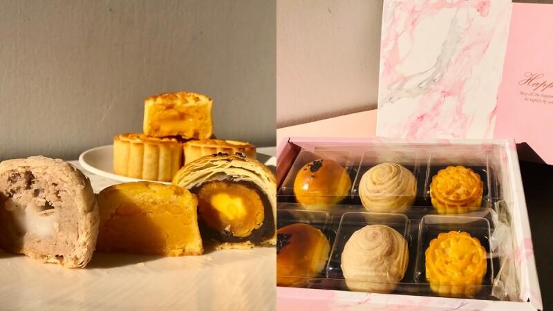 隱藏版必吃月餅!Postre波絲甜推升級版中秋節月餅,必吃流心奶黃、芋頭麻糬酥
