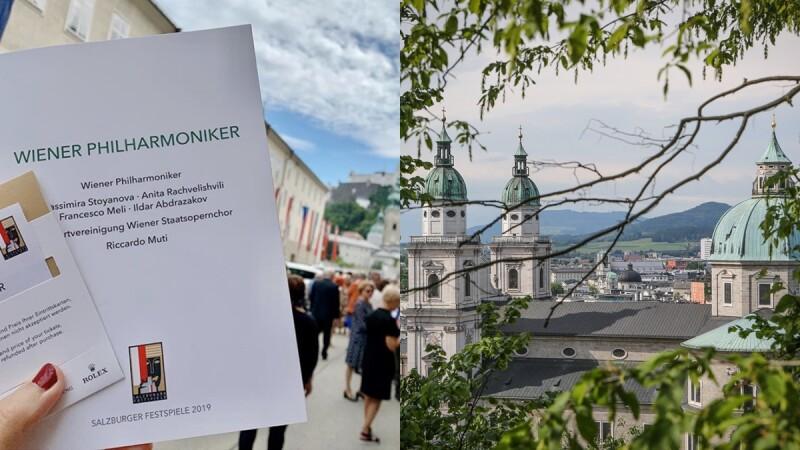 一生必訪!奧地利薩爾斯堡音樂節與勞力士Rolex的藝術課題