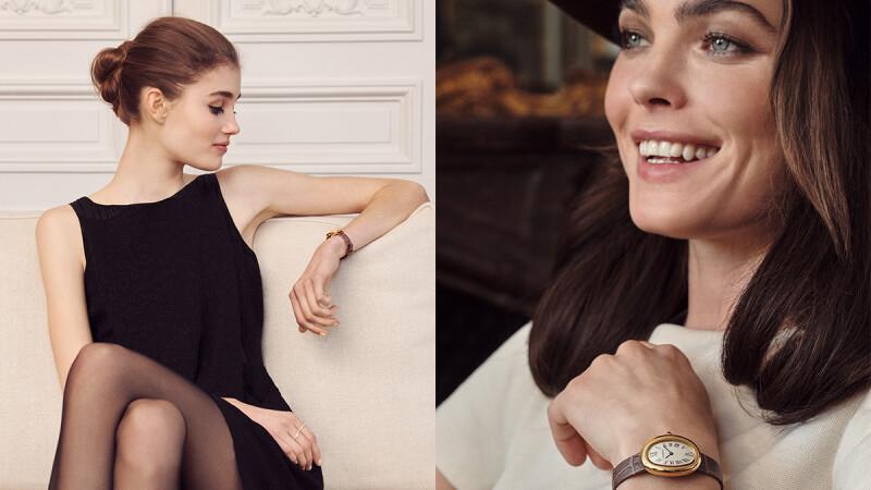 """想擁有一只完美詮釋妳那""""不盲從、自由獨到美學主張""""的腕錶嗎?就讓經典優雅的卡地亞Baignoire錶款來幫妳詮釋吧!"""