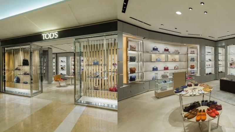 TOD'S台中概念店全新開幕 !除了有My Gommino豆豆鞋專屬訂製服務外,絕對不能錯過這點必逛的原因
