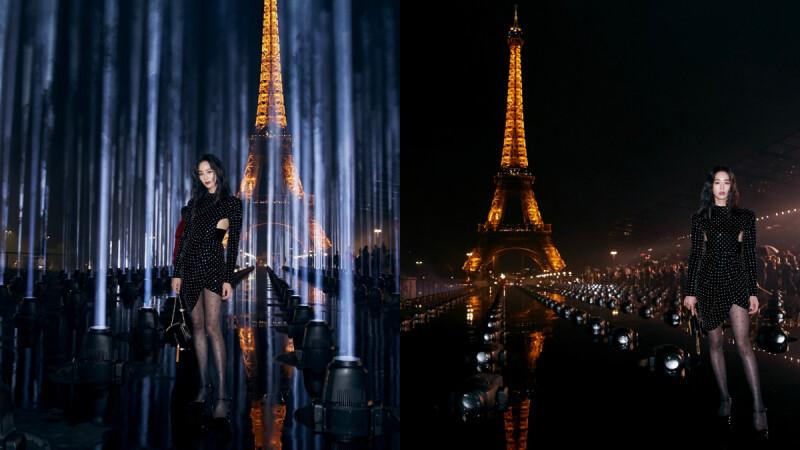 【巴黎時裝週】為自己打扮,規則自己定,擁有自由意志才稱得上是聖羅蘭女人