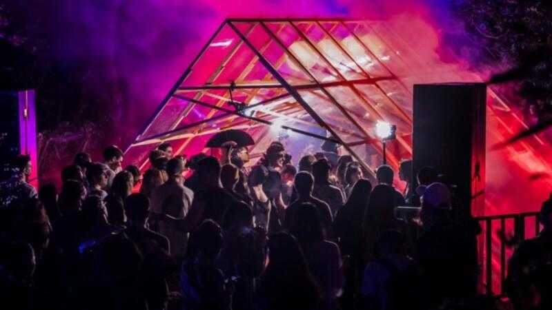 台北最好玩的《光譜音樂祭》來了!11月1號至3號到文山農場享受融合音樂、野營與大自然的絕佳派對!