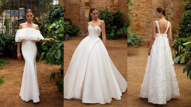 有女孩為了這一系列婚紗願意再結一次婚?!Zac Posen x White One聯名婚紗的迷人處這就報你知!
