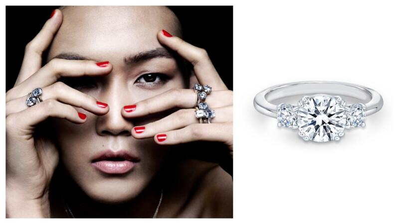鑽石新趨勢,李奧納多與梅根王妃都推崇的未來鑽石  Diamond Foundry  終於被引進台灣啦!