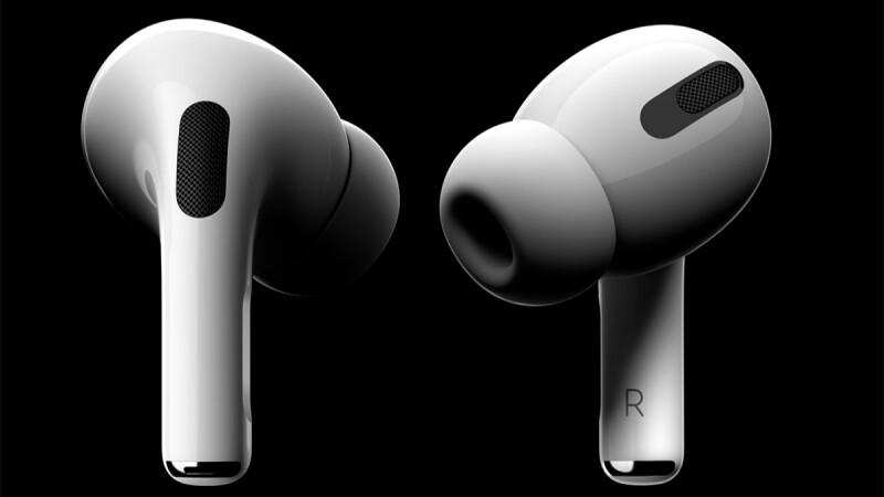 AirPods Pro蘋果新一代無線耳機官網曝光!全新功能、台灣售價一次看