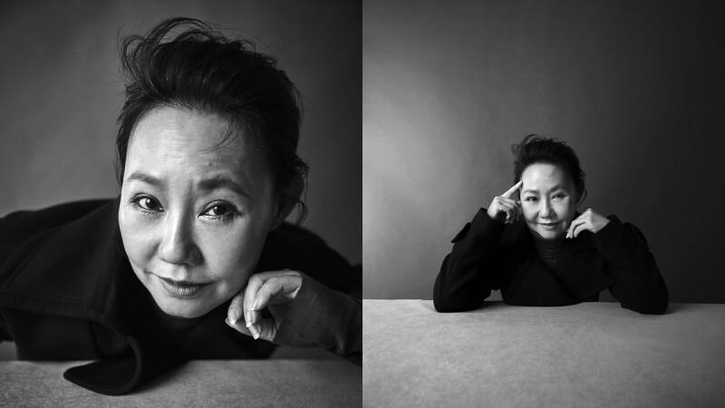 【2019金馬56】呂雪鳳,「罣礙階級就不是演員,俗也是一種感情。」