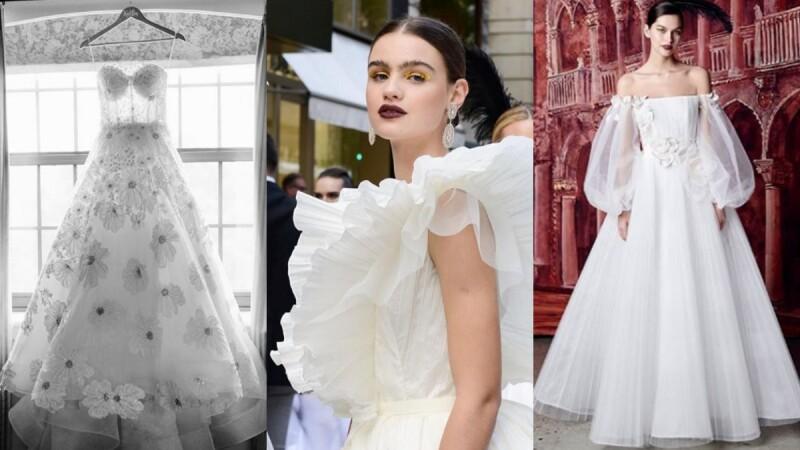 穿越時空回到古歐洲年代!就讓Isabelle Armstrong婚紗實現你對歐式古典風情的憧憬!