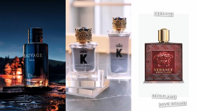 2019秋冬男香新品推薦!Dior SAUVAGE曠野之心推出香精版、D&G王者之心皇冠瓶蓋超可愛