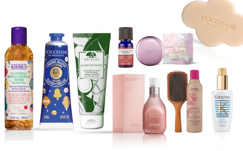 【2019聖誕限定】Kiehl's、歐舒丹、Aveda等15大保養品牌聖誕禮盒推薦!最實用的護手霜、護唇膏…通通在這