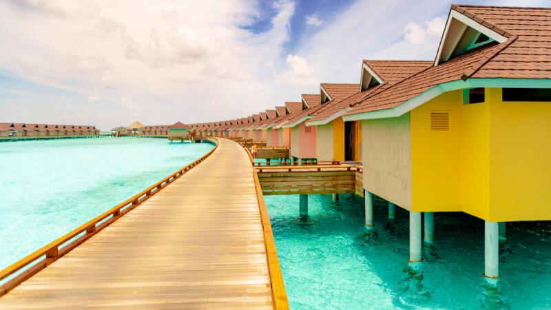 海島迷請留意!想跟閨蜜一起去渡假的馬爾地夫最潮酒店The Standard