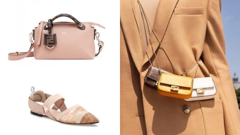 【Fendi 2019熱賣TOP5】強勢歸來的Baguette Bag、經典款Peekaboo...這幾款中你擁有哪些?