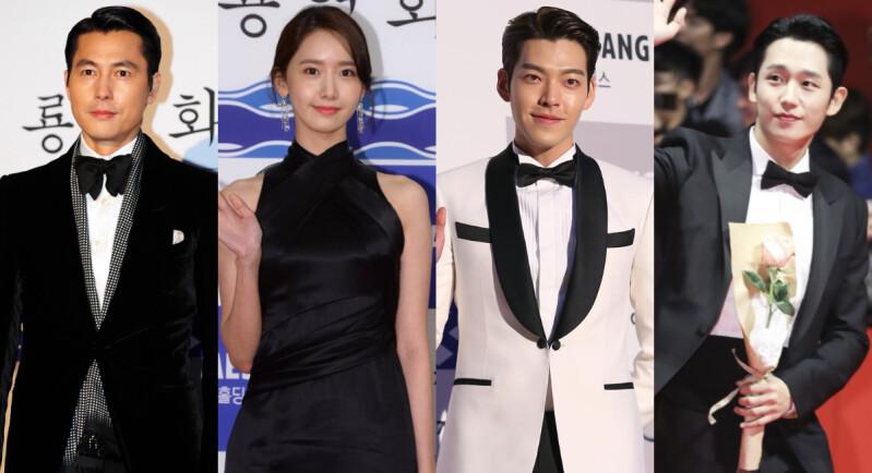 韓國奧斯卡「青龍獎」今晚揭曉,《寄生上流》、《雞不可失》多項入圍、金宇彬擔任嘉賓、潤娥再度入圍成亮點!