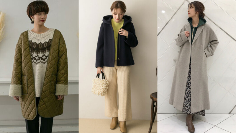 時髦不顯胖的外套買對就贏一半!M編預備下手的外套穿搭IDEA公布~大家快一起買起過冬!