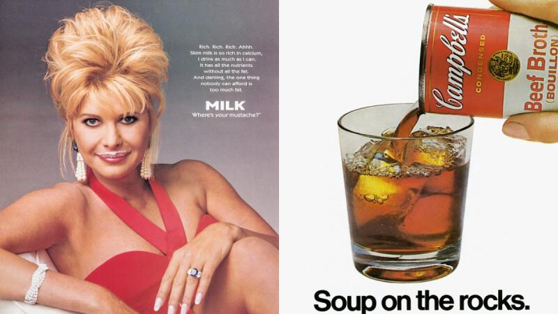 「廣告狂想!」視覺衝擊、文字遊戲、欲望行銷—回顧那些充滿影響力的經典廣告