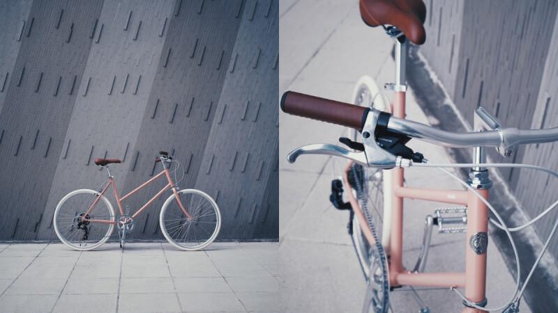 tokyobike BISOU推出全新2019限定款!超甜嫩柔光粉紅色,完全是女孩們的夢幻單車呀