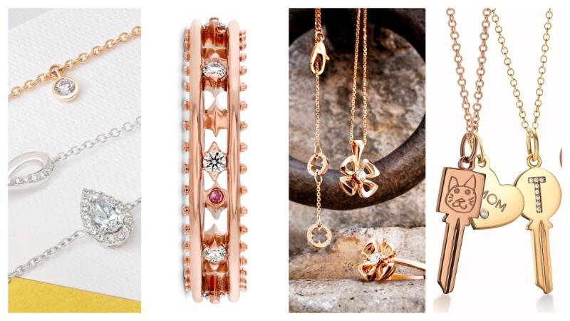 2019聖誕禮物清單(上)Cartier、VCA、Dior、MIKIMOTO、Piaget 等10款小資女也買得起的超值珠寶收藏!