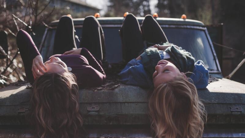 身邊有個不離不棄的閨蜜相互陪伴到老,這樣的幸福,絕對不輸給愛情或婚姻。