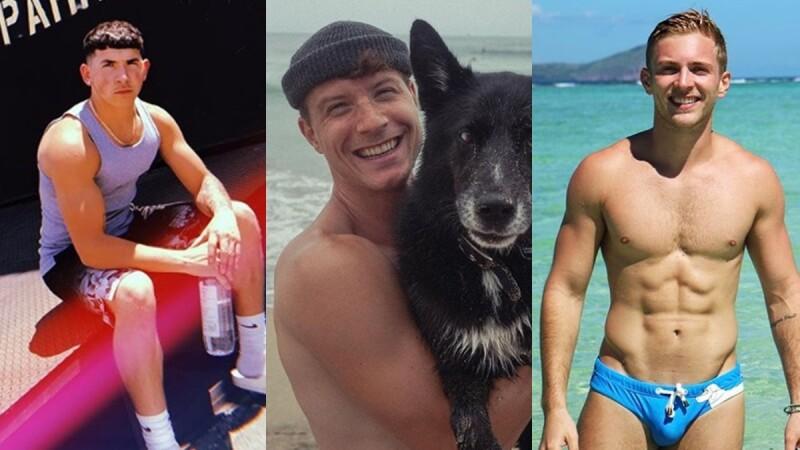 蔡依林最新鮮肉男舞者IG公開!澳洲肌肉帥哥到荷蘭陽光男孩,趕快追蹤一波了