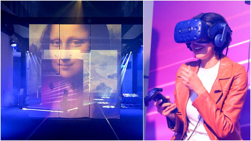 《故宮南院奇幻嘉年華:21世紀博物館特展》帶你與蒙娜麗莎面對面、親身逛清明上河圖!